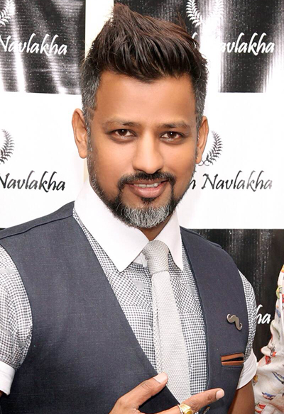 Sandesh Navlakha - Best Fashion Designers in India